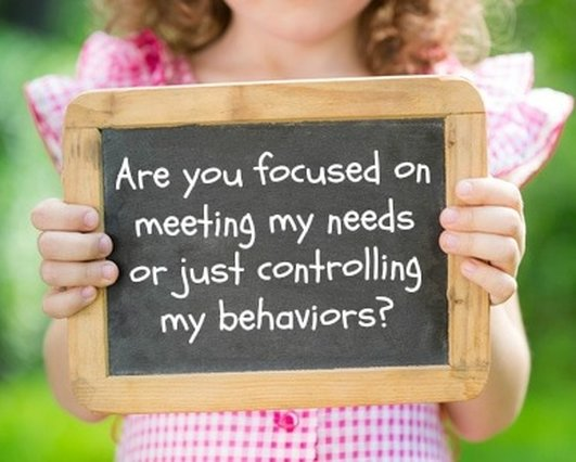 Are You Focused On Meeting My Needs or Just Controlling My Behaviors? By Eliane of Parenting For Wholeness - Peaceful parenting that works, heals, and changes the world.